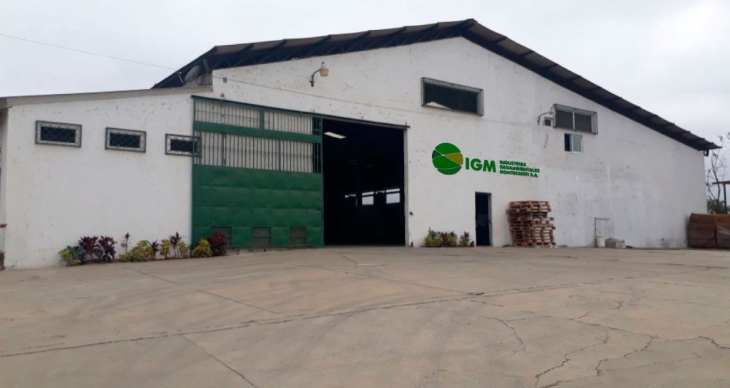 Industrias Geoambientales Montecristi